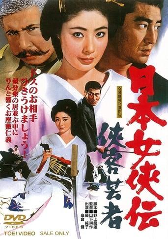 Poster of Samurai Geisha