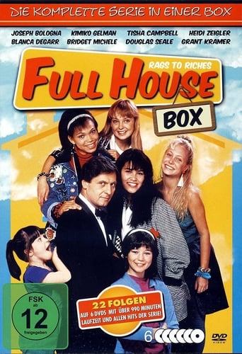 Poster of Full House: Rags to Riches