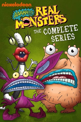 Poster of Aaahh!!! Real Monsters