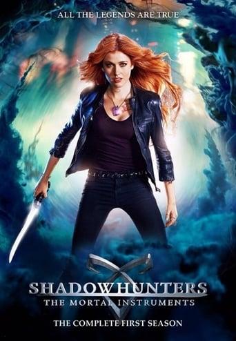 Prieblandos medžiotojai / Shadowhunters (2016) 1 Sezonas žiūrėti online