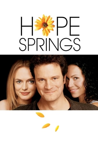 Poster of La encontré en Hope Springs