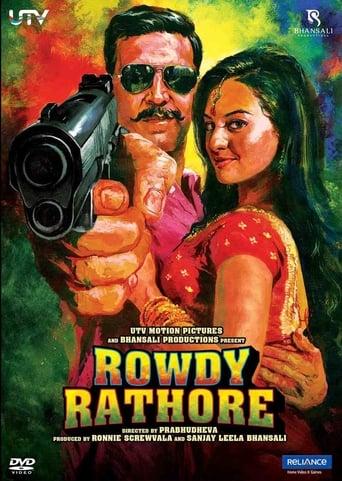 Poster of Rowdy Rathore