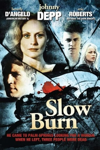 Poster of Slow Burn