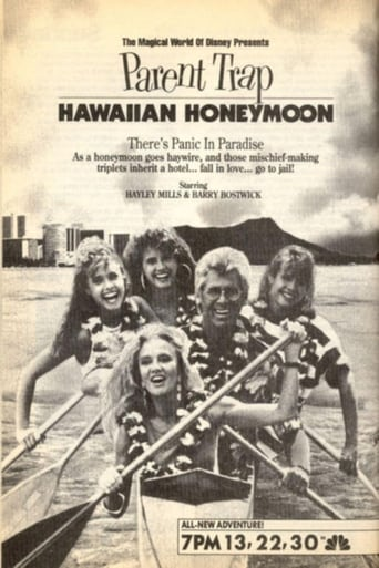Poster of The Parent Trap IV: Hawaiian Honeymoon