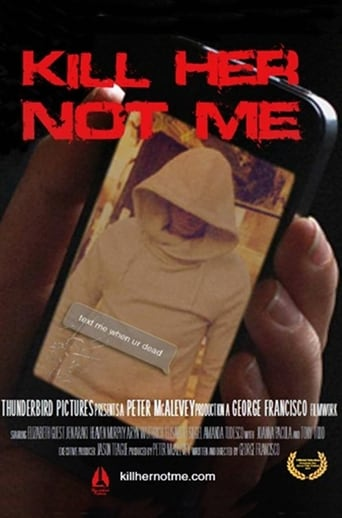 Poster of Kill Her, Not Me
