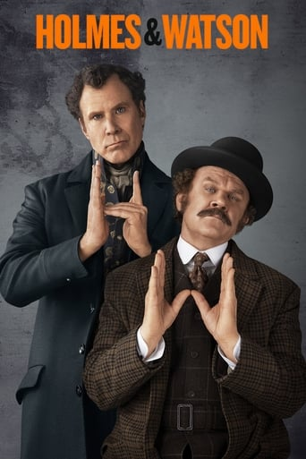Poster of Holmes & Watson