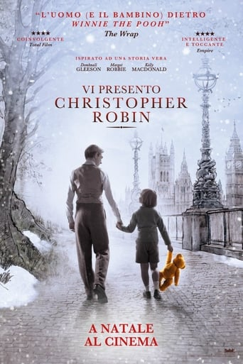 Cartoni animati Vi presento Christopher Robin - Goodbye Christopher Robin