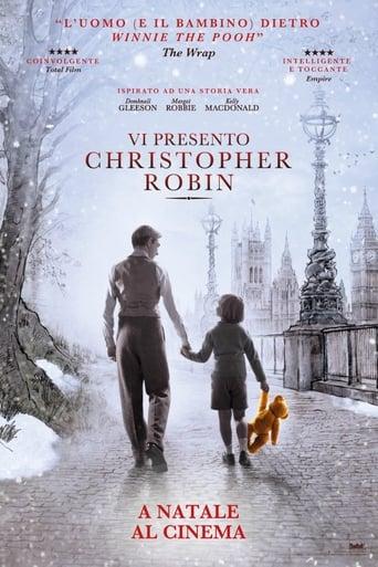 Poster of Vi presento Christopher Robin