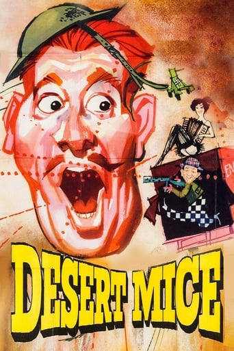 Poster of Desert Mice
