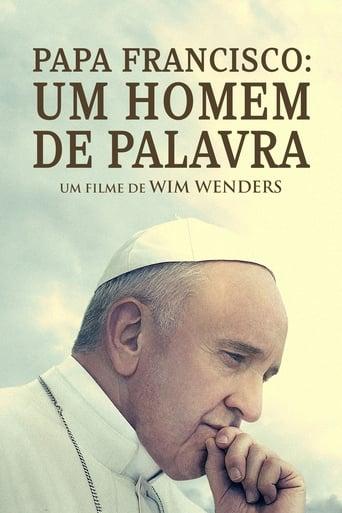 Papa Francisco Um Homem de Palavra - Poster
