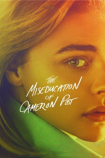 Poster of The Miseducation of Cameron Post