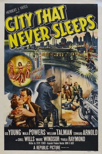 Poster of City That Never Sleeps