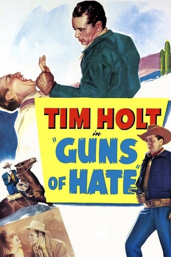 Poster of Guns of Hate