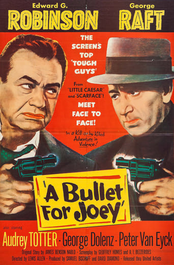 Poster of A Bullet for Joey