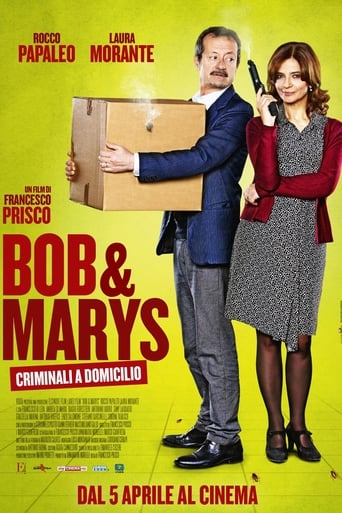 Poster of Bob & Marys