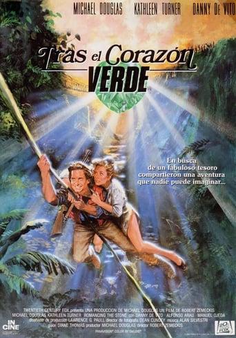 Poster of Tras el corazón verde