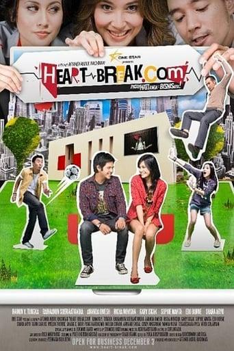 Poster of HeartBreak.com: Patah Hati Anda Bisnis Kita