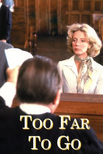 Poster of Too Far to Go