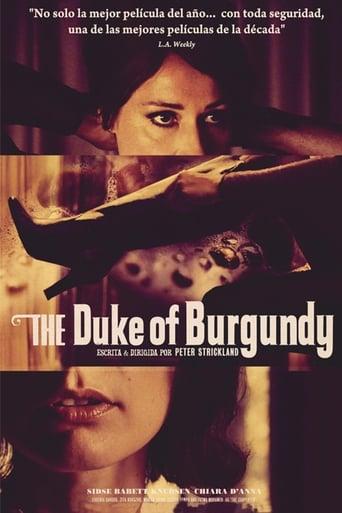 Poster of The Duke of Burgundy