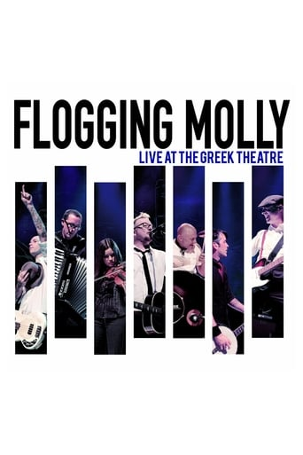 Poster of Flogging Molly: Live at the Greek Theatre