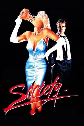 Poster of Society