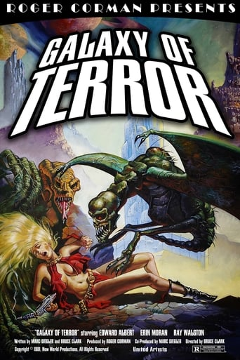 voir film La Galaxie de la terreur  (Galaxy of Terror) streaming vf