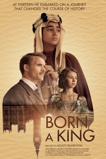 Poster of Born a King