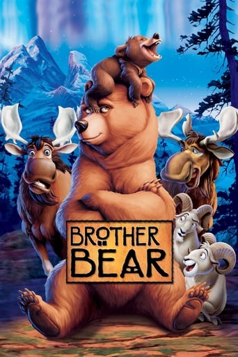 voir film Frère des ours  (Brother Bear) streaming vf