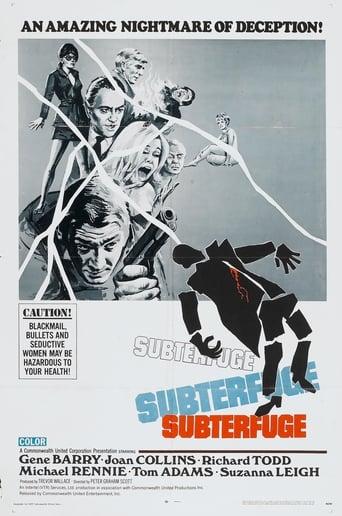Poster of Subterfuge