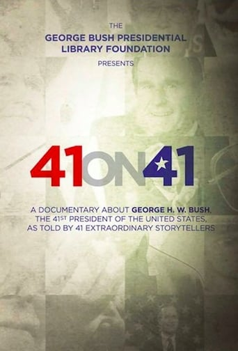 Poster of 41 on 41