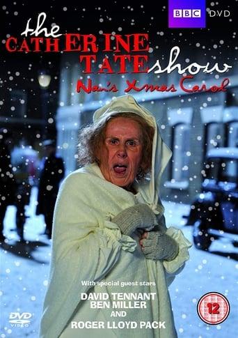 Poster of Catherine Tate - Nan's Christmas Carol