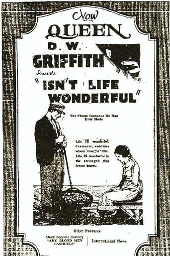 Poster of Isn't Life Wonderful