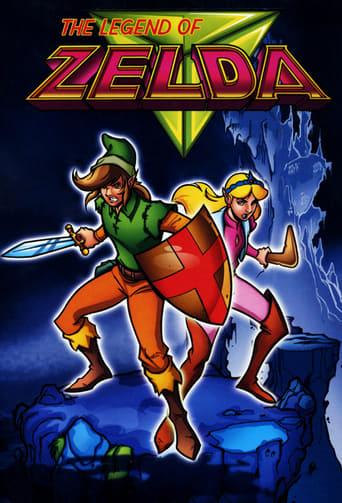 Capitulos de: La leyenda de Zelda
