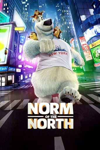 Poster of Norm of the North