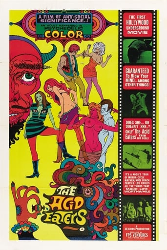 Poster of The Acid Eaters
