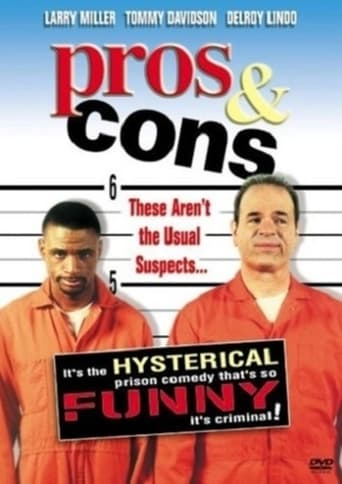 Poster of Pros & Cons