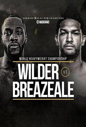 Watch Boxing: Deontay Wilder vs Dominic Breazeale Online Free Putlocker