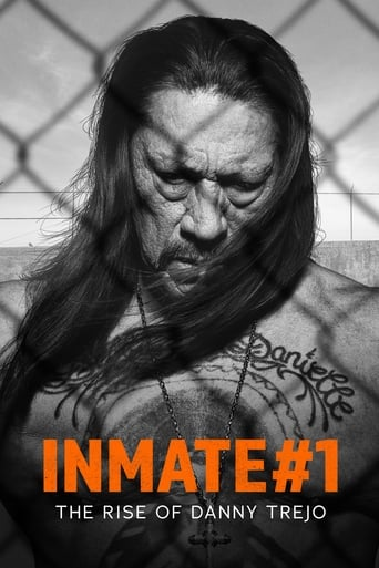 Inmate #1: The Rise of Danny Trejo poster