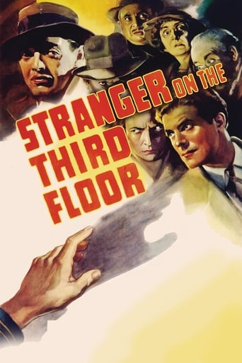 Poster of Stranger on the Third Floor