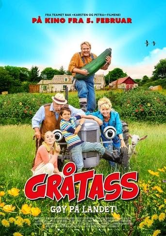 Poster of Gråtass - Gøy På Landet