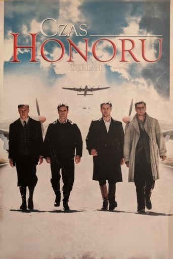 Poster of Czas honoru