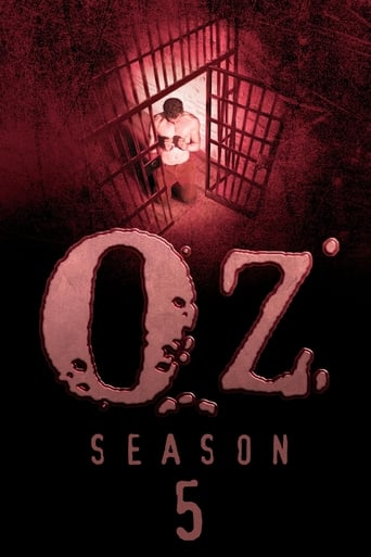 Oz 5ª Temporada Torrent (2001) Dublado / Dual Áudio 5.1 DVD-R 720p Download