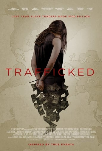 Poster of Trafficked fragman