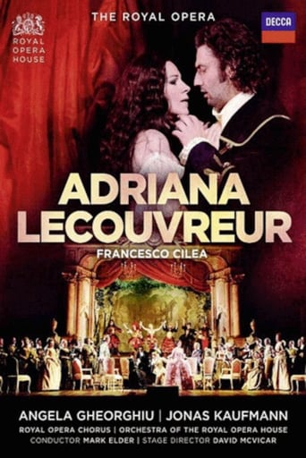 Poster of Adriana Lecouvreur