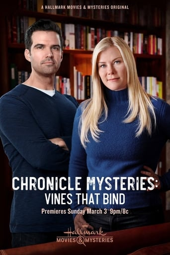 Poster of Chronicle Mysteries: Vines that Bind