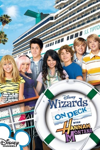 Poster of Wizards on Deck with Hannah Montana