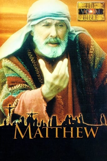 Poster of The Visual Bible: Matthew