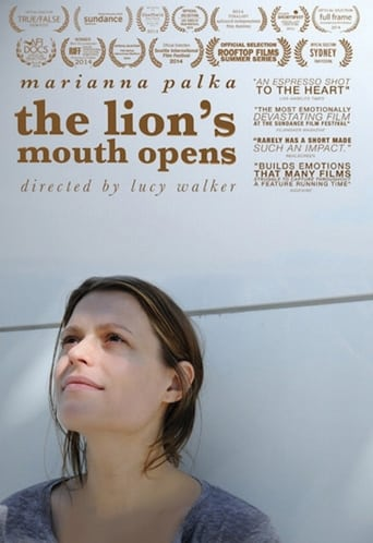 Poster of The Lion's Mouth Opens