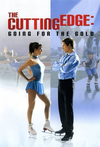 Poster of The Cutting Edge: Going for the Gold