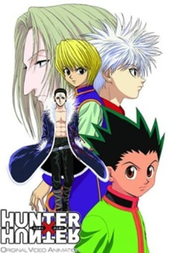 Poster of Hunter X Hunter OVA